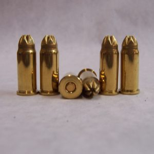 Half Loaded 38 Special Blanks