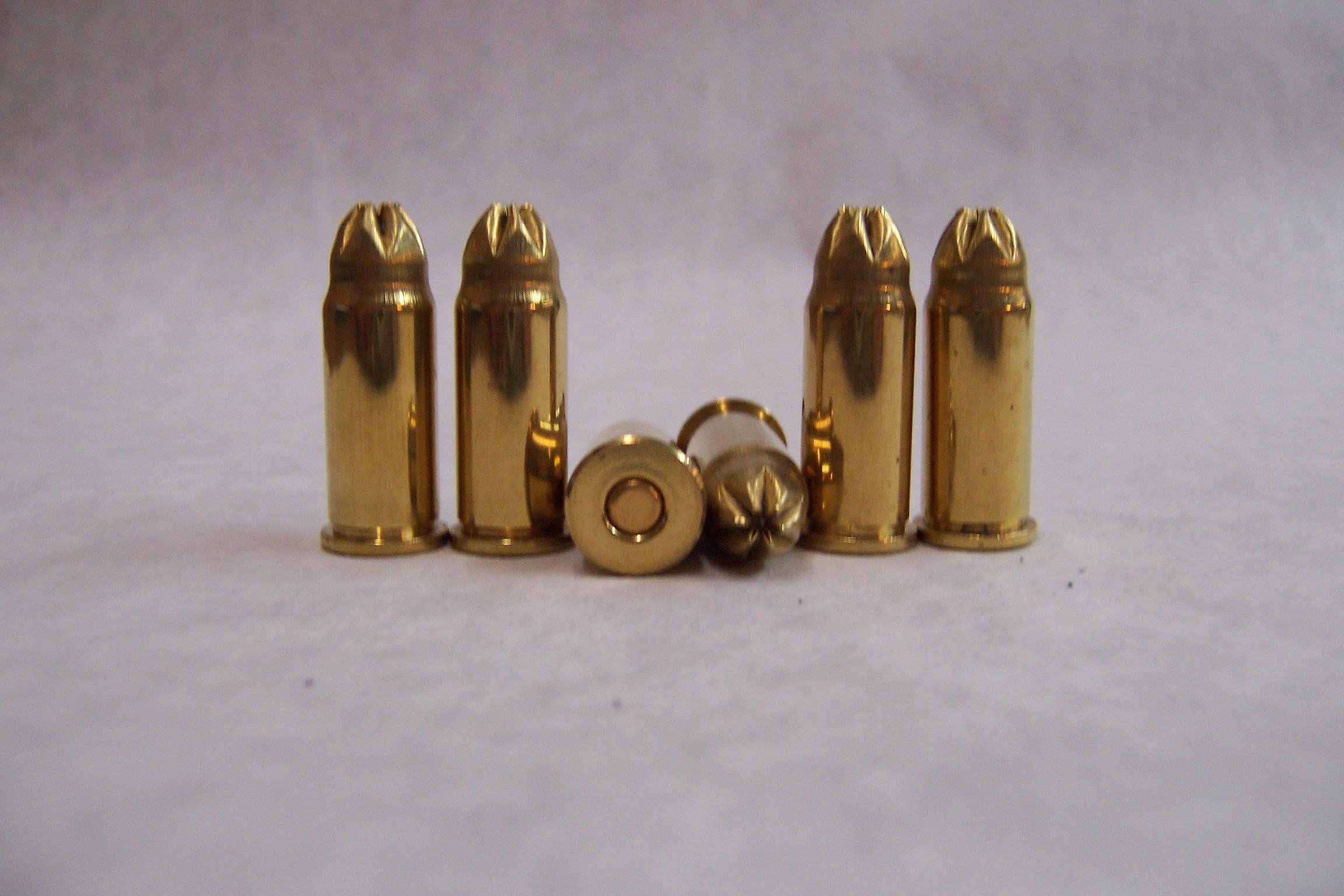 Handgun Blanks for Sale: 32 Caliber, 38 Special, 45 ACP