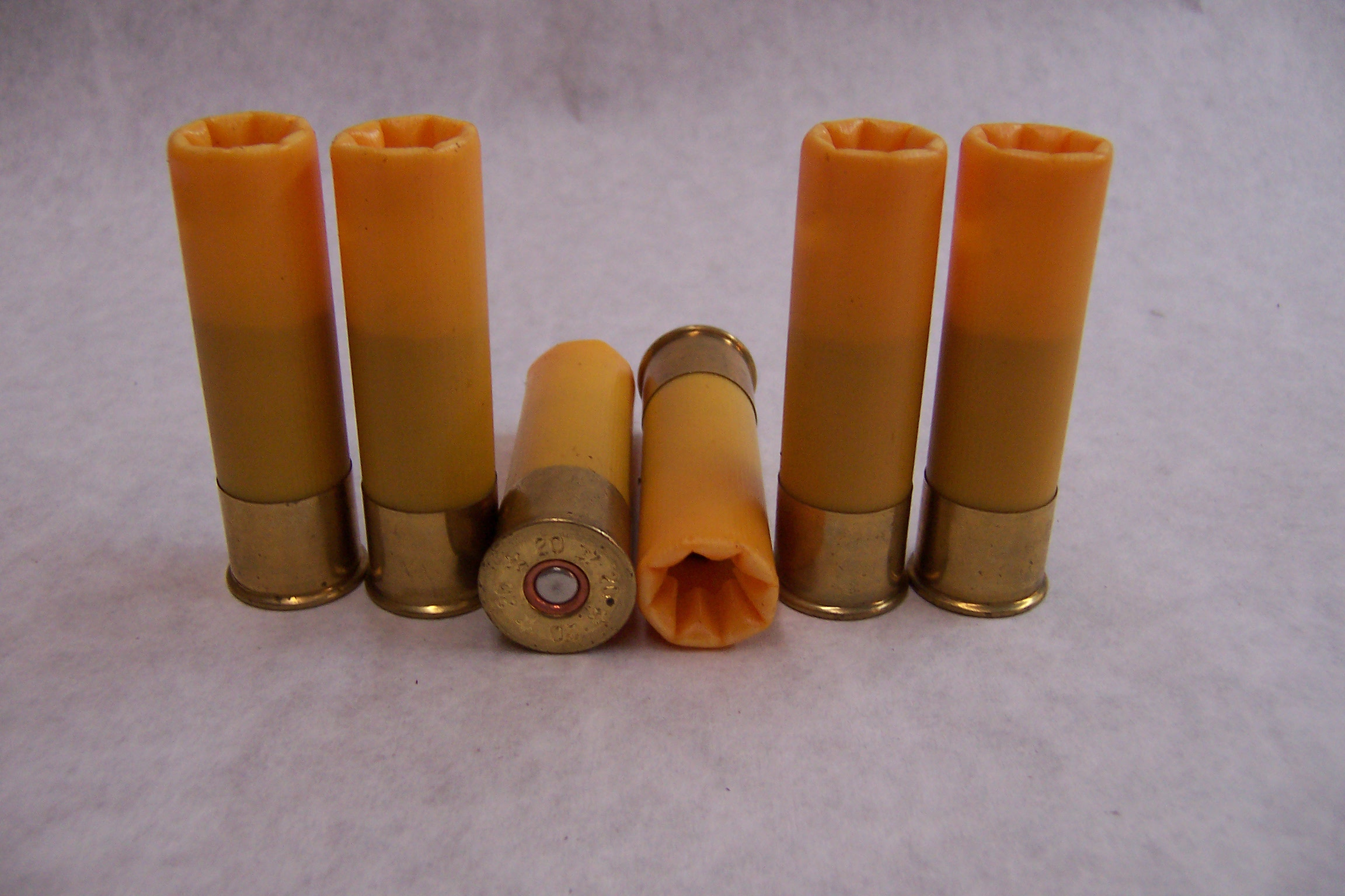 20 Gauge Blanks with Smoke
